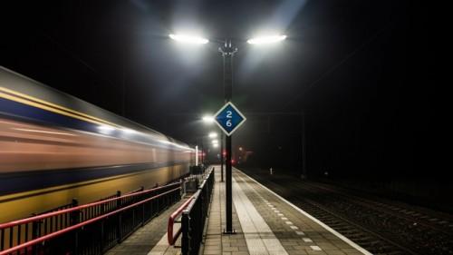 Train Station Beilen Project 6