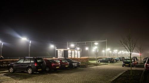 Train Station Beilen Project 7