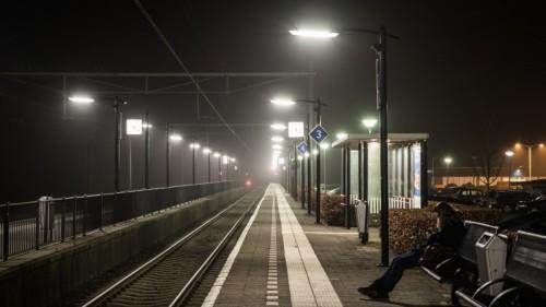 Train Station Beilen Project 8