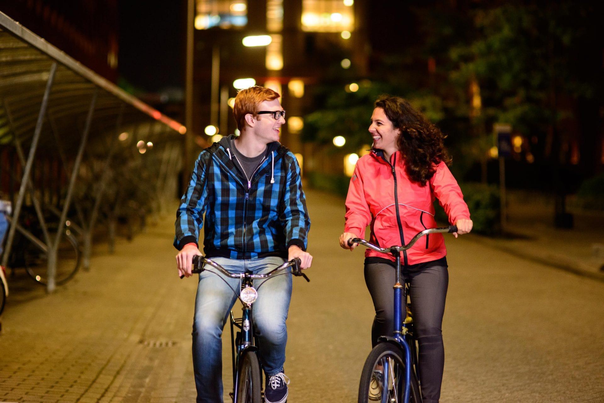 Motion Sensor Smart Street Lighting in Belgium
